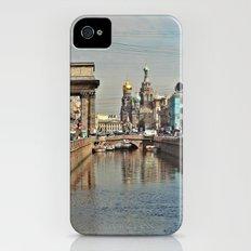 Sankt Petersburg Slim Case iPhone (4, 4s)