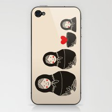 The Same Inside iPhone & iPod Skin