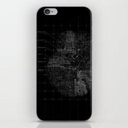 Cerebral in BW iPhone Skin