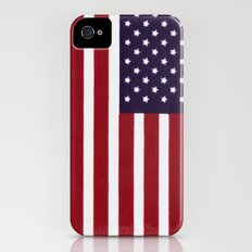 The Star Spangled Banner Slim Case iPhone (4, 4s)