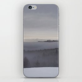 Layers of Vermont iPhone Skin