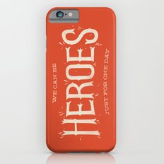 Heroes iPhone 6s Slim Case