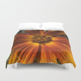 Sunburst Sunflower Duvet Cover