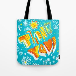 Thank you ! Tote Bag