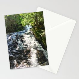 Thundering Brook Falls Stationery Cards