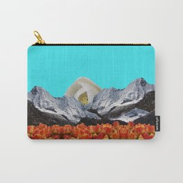 Glacial Tulips Carry-All Pouch