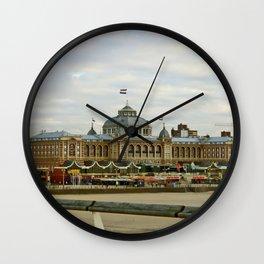 Kurthaus Scheveningen. Wall Clock