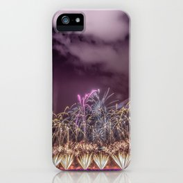 Brisbane Riverfire iPhone Case
