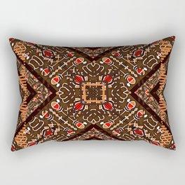 Tribal Combination Rectangular Pillow