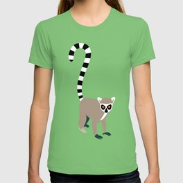 Ring-tailed lemur T-shirt