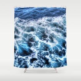 Sea x Shower Curtain
