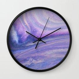 Fluid No. 28 Wall Clock