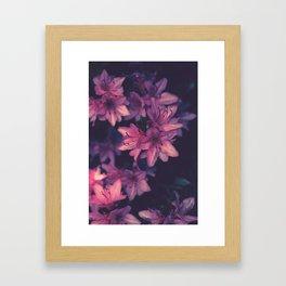 Death by Pink Framed Art Print