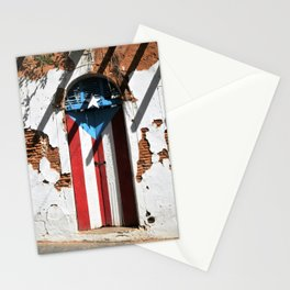 Puerto Rico Flag  ,pride Stationery Cards