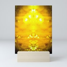 Self Knowledge or Satori Mini Art Print
