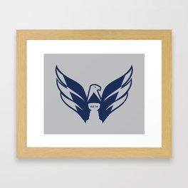 The Cup Framed Art Print