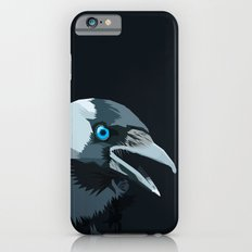 Corvus monedula has a stinking attitude Slim Case iPhone 6s