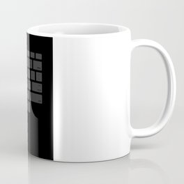 Captain's Keyboard Coffee Mug
