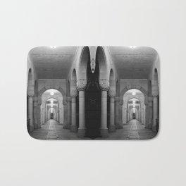Corridors of confusion Bath Mat