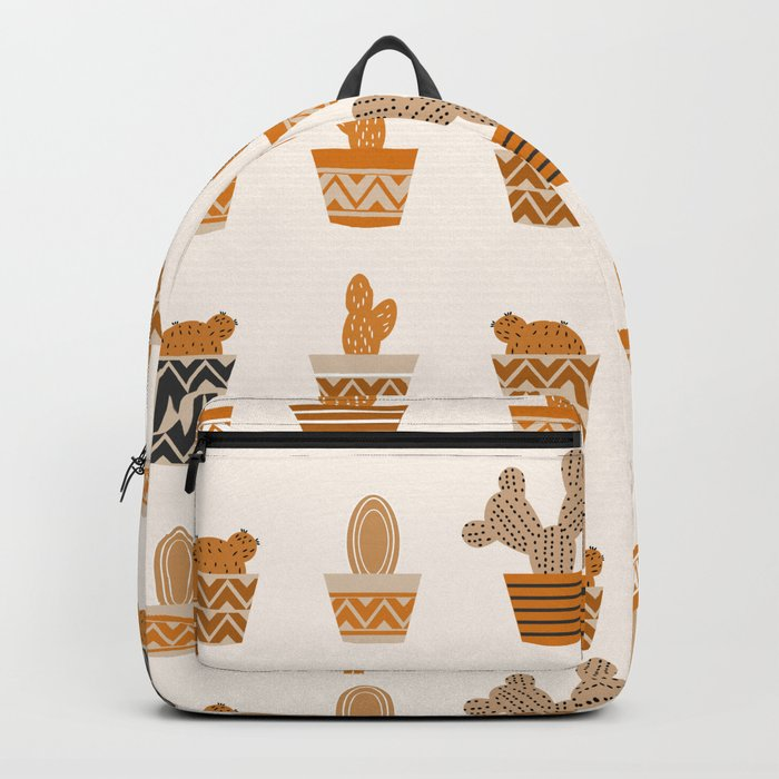 Potted cacti II Backpack