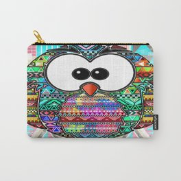 owl aztec tribal best design Carry-All Pouch