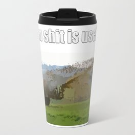 What About You? Travel Mug