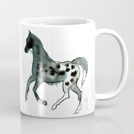 Horse (Leopard) Coffee Mug