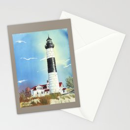 Big Sable Point Lighthouse Stationery Cards