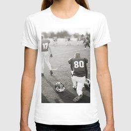 American Football players T-shirt
