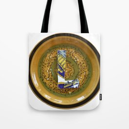 Love Letters to Dinnerware - L Tote Bag
