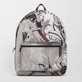 Bettie Walrus Backpack