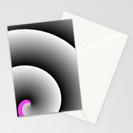 Love Swirl Stationery Cards