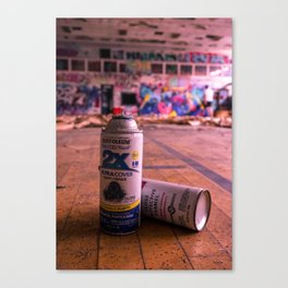 Stay Tagged Canvas Print
