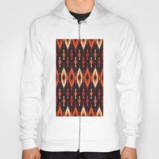 American Native Pattern No. 14 Hoody
