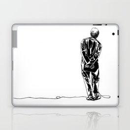 Liam Gallagher Oasis Laptop & iPad Skin