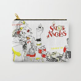 St Nicolas Carry-All Pouch