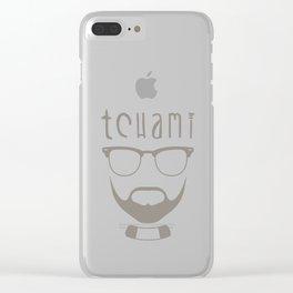 Tchami Clear iPhone Case