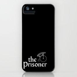 the prisoner iPhone Case