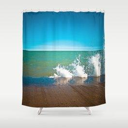 ... ssSplash! Shower Curtain
