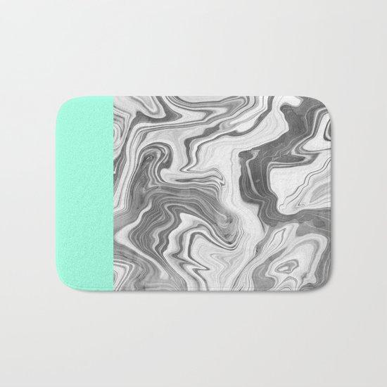 Liquid Sea Bath Mat