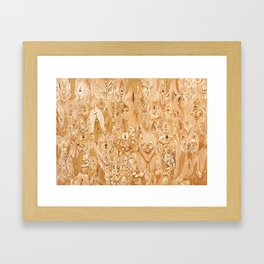 SuperKnotural *Original Framed Art Print