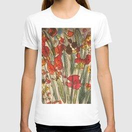 Autumn Flourish T-shirt