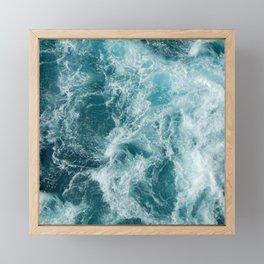 Sea Framed Mini Art Print