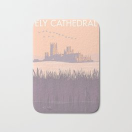 Ely Cathedral Bath Mat