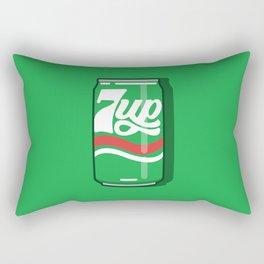 7 Up - Classic can Rectangular Pillow