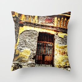 Merida Puerta 2 Throw Pillow