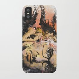 Voices In My Head iPhone Case