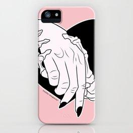 Love & death iPhone Case