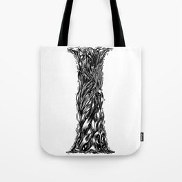 The Illustrated I Tote Bag