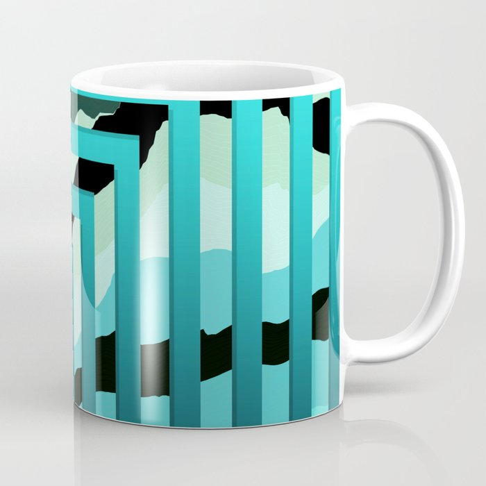 TOPOGRAPHY 2017-007 Coffee Mug